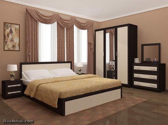 Спальня Зиля