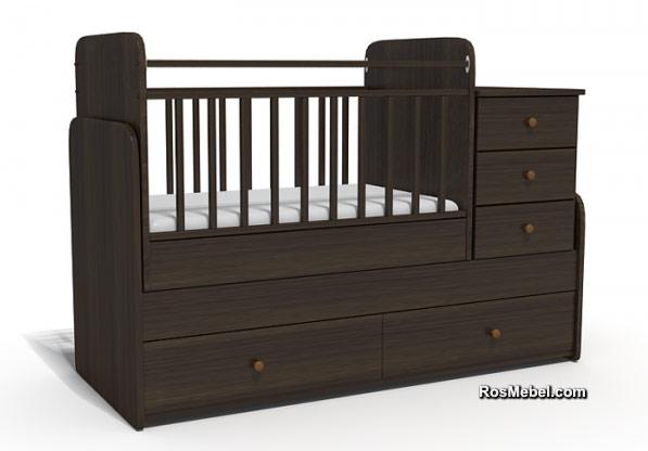 Кровать Bambu Verona