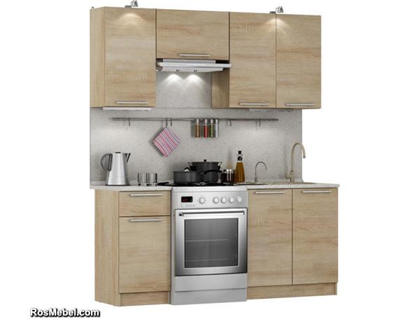Кухня Дуб - Сонома 1.7 Метра