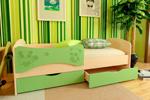 Заказать Детская Кровать С Фотопечатью Панда 1 (180х80) БЕЗ посредников!