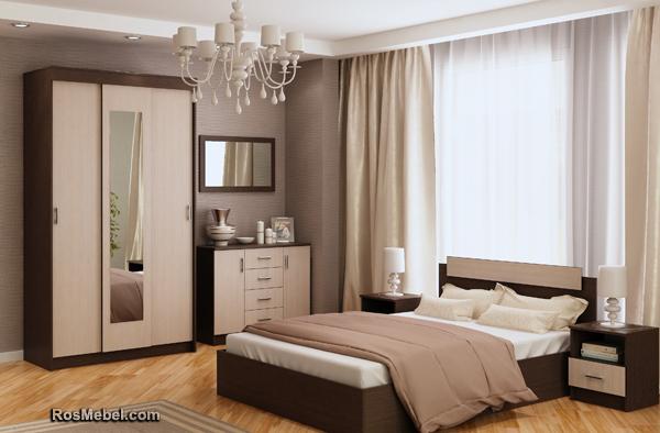 Спальный Гарнитур Эко 14