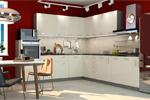 Кухня Виста Ваниль угловая 270х280мм