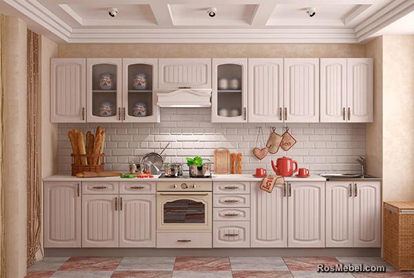 Кухонный гарнитур 3.6 метра Сандал
