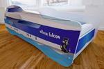 Детская кровать с фотопечатью Корабль