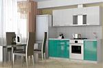 Заказать Кухонный гарнитур 2.1 Олива 3D БЕЗ посредников!