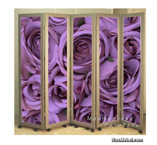Ширма Vilet Roses