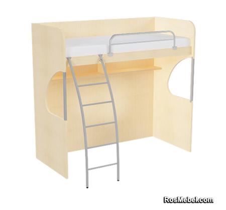 Кровать чердак КН2