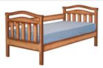 Заказать Кровать Эко тонированная БЕЗ посредников!