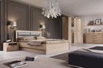 Модульная спальня Элана композиция 1