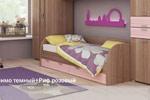 Заказать Кровать Лотос КР-804 90х190 БЕЗ посредников!