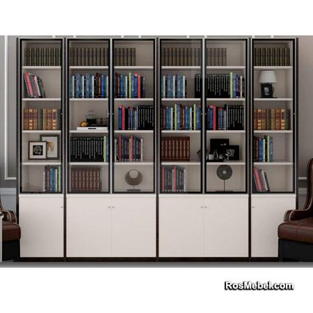 Шкаф 1-ств библиотека