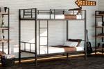 Заказать Нью-Йорк металлическая двухярусная кровать БЕЗ посредников!