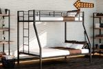 Заказать Джерси металлическая двухярусная кровать БЕЗ посредников!