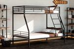 Заказать Бруклин металлическая двухярусная кровать БЕЗ посредников!