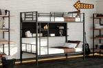 Заказать Нью-Йорк П металлическая двухярусная кровать БЕЗ посредников!