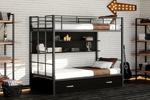 Манхэтен ПЯ металлическая двухярусная кровать