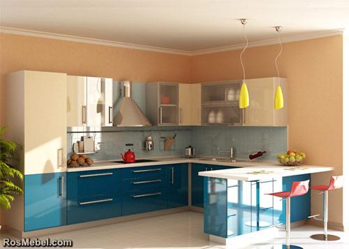 Кухня Арт Деко