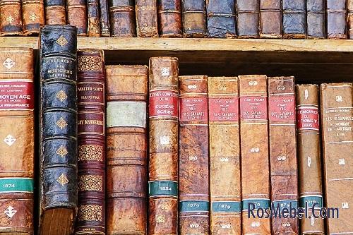 Правила хранения книг