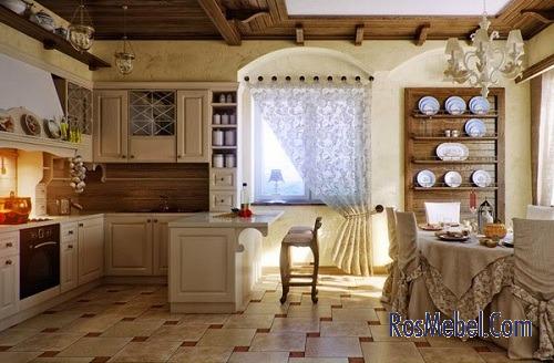 Мебель для прованского интерьера