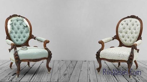 Как отреставрировать деревянную мебель?