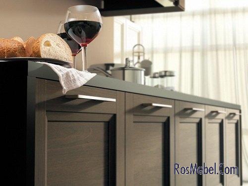Уход за кухонной мебелью из МДФ