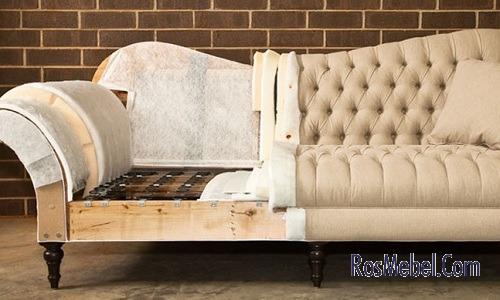 Как отреставрировать мягкую мебель своими руками