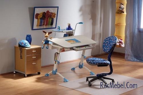 Письменный стол и стул - трансформеры